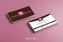 Carte De Visite Patissier Framboise Et Chocolat A Sainghin En Weppes 59